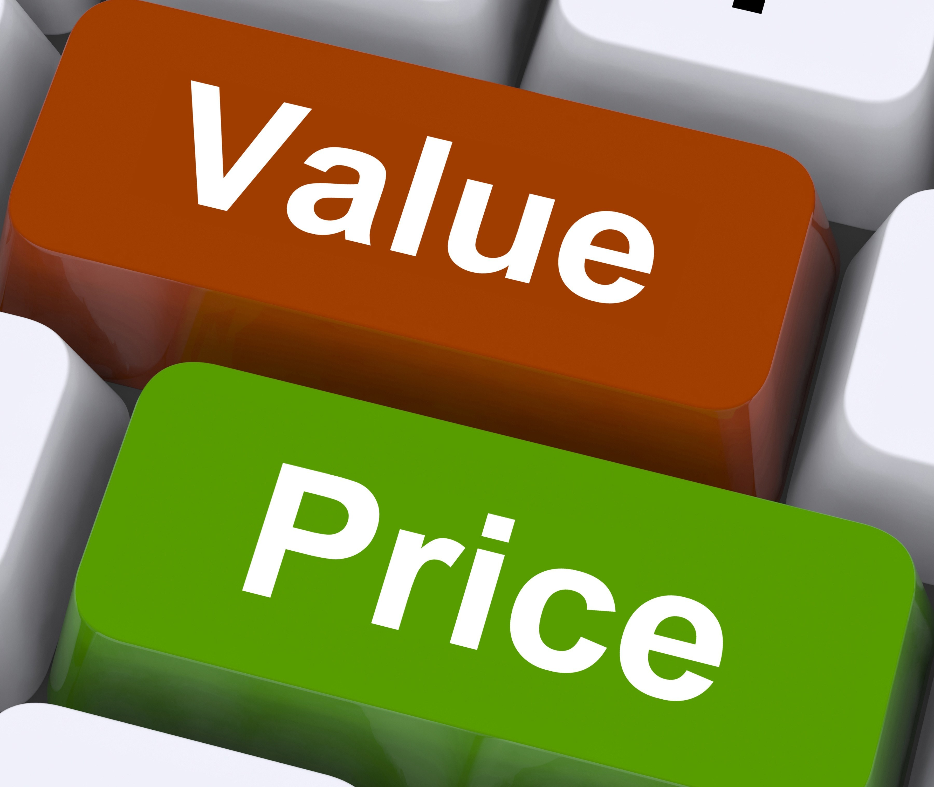 Valor x Preço