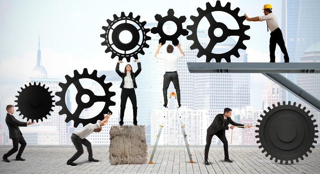Reestruturação organizacional da sua empresa